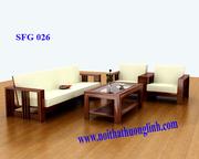 Ảnh số 26: sofa gỗ hiện đại - Giá: 14.500.000