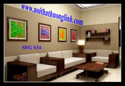 Ảnh số 34: sofa gỗ hiện đại - Giá: 14.500.000