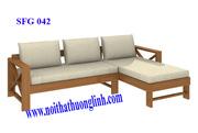 Ảnh số 42: sofa gỗ hiện đại - Giá: 14.500.000