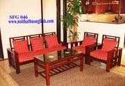 Ảnh số 46: sofa gỗ hiện đại - Giá: 14.500.000