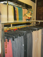 Ảnh số 6: Kệ treo inox treo quần, váy - Giá: 800.000