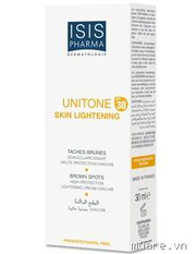 Ảnh số 12: unitone skin lightening fps30 - Giá: 630.000