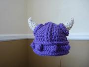 Ảnh số 8: Mũ sừng bò - Giá: 150.000