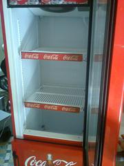 Ảnh số 9: Bán thanh lý tủ mát coca cola 300 lít, còn mới 95%, giá bán là 4.720.000, tủ mới và đẹp lắm - Giá: 4.720.000