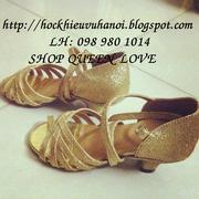 Ảnh số 90: GIẦY KHIÊU VŨ QUEEN LOVE - 098 980 1014 - Giá: 400.000