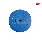 Ảnh số 19: Tạ đĩa xi măng bọc nhựa - Giá: 8.500