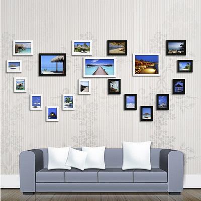 MD Love 5   bộ khung ảnh treo tường xinh xắn cho ngôi nhà iu quý, văn phòng làm việc, quà tặng độc đáo
