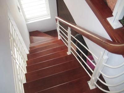 Cầu thang sắt PT1