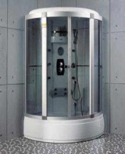 Bồn tắm xông hơi đứng ngọc trai Nofer VS 802P