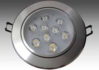 Đèn led downlight âm trần 9W
