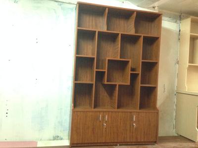 tủ kệ sách 1200, 3 canh  nhận đặt theo yêu cầu