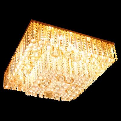 Đèn ốp trần pha lê 8405