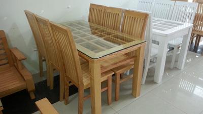bộ bàn ăn cao cấp GBA039