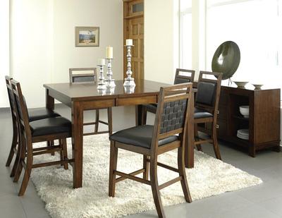 bộ bàn ăn urban 6 ghế