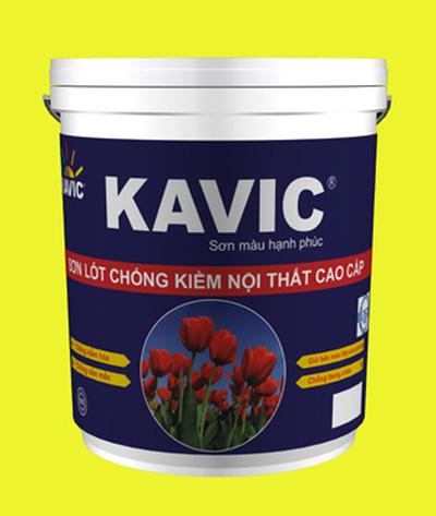 Sơn lót chống kiềm nội thất KAVIC