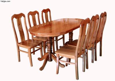 Bộ bàn ăn xoan đào EBA041