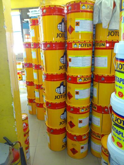Sơn Epoxy Jotun Marathon sơn sắt bê tông chống ăn mòn cao