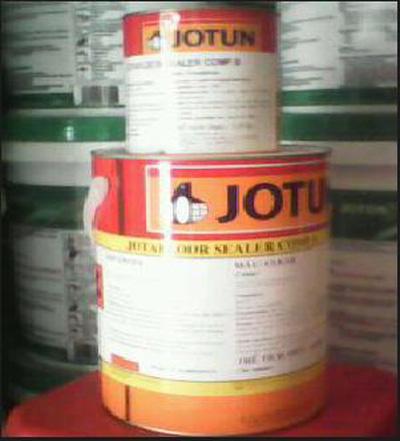 Sơn Epoxy Jotun Tanguard HB sơn bảo vệ đường ống gas