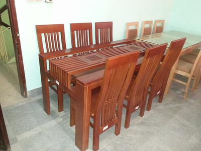 Bộ bàn ăn hiện đại 06 ghế EPA 111
