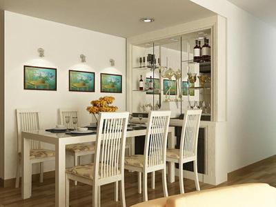 Bộ bàn ăn gỗ sồi GBA018