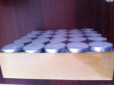 Nến Tealight hộp 100V