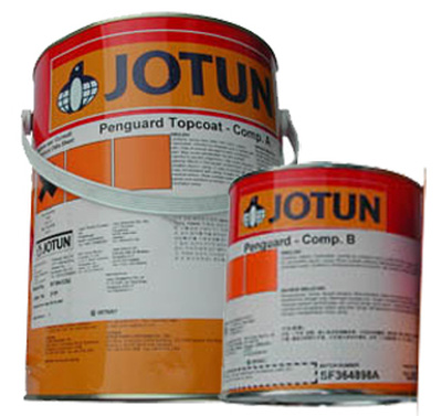 Sơn công nghiệp epoxy jotun Penguard topcoa