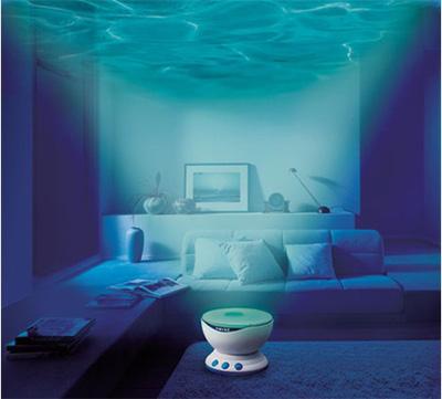 Đèn chiếu đại dương.