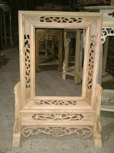khung ảnh gỗ thờ gỗ hương