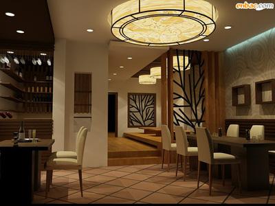 Đèn lụa trang trí quán cafe, nhà hàng.......