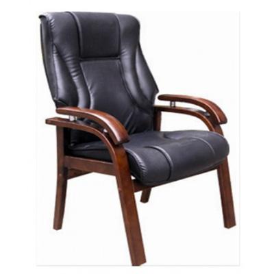 Ghế họp chân gỗ