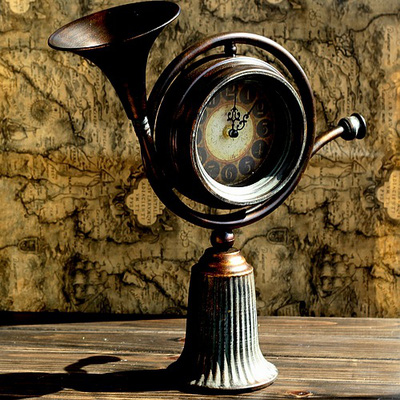 Đồng hồ để bàn cổ điển vintage PREMIUM VINTAGE