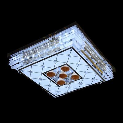 Đèn ốp trần pha lê 61201/17