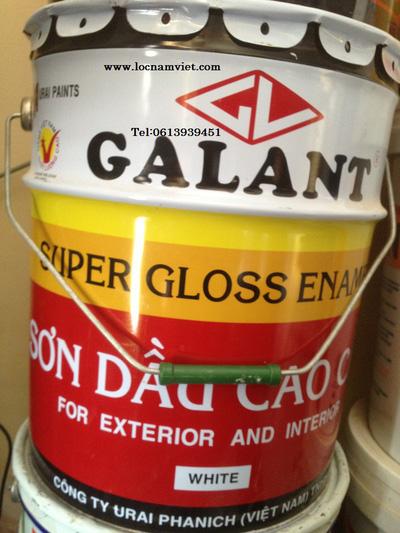Sơn Galant 18 lít