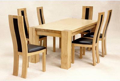 Bộ bàn ghế ăn GBA 01