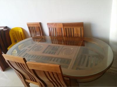 Bộ bàn ăn xoan đào GBA015