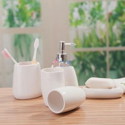 Bộ để đồ nhà tắm 5 thiết bị tinh nghịch