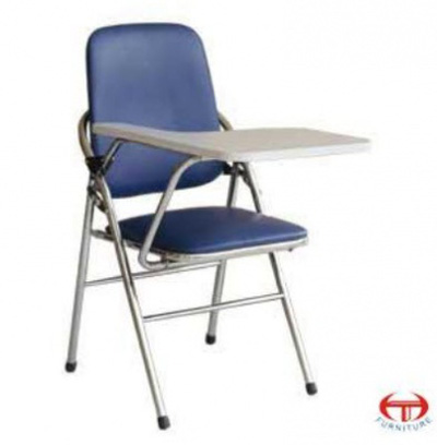 Ghế liền bàn, ghế gấp có bàn viết , ghế hội thảo G04BS