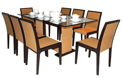 MSP : QH03 Bộ bàn ăn gỗ tự nhiên sồi nga