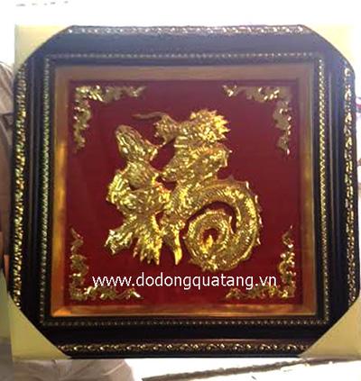 Đồ đồng trang trí lưu niệm,quà tặng độc đáo mạ vàng,tượng