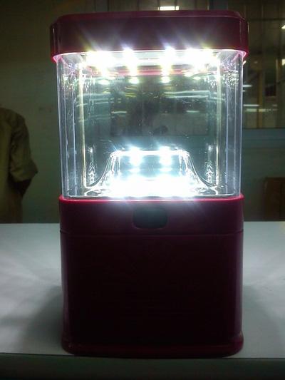 Đèn Led sử dụng pin : Độc đáo và tiện dụng