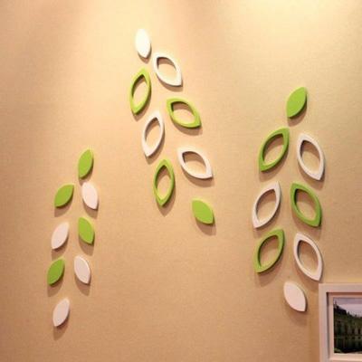 Bộ vòng trang trí dán tường