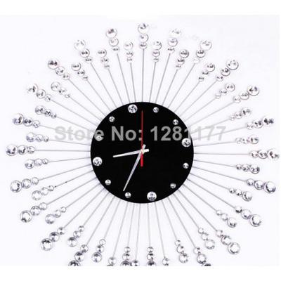 Đồng hồ treo tường hình Mặt Trời MS011