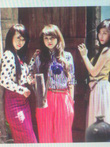 Suboi Shop: HOT TREND:Mới Update áo voan lệch vai,áo voan vai nơ,áo sơmi Zara,tregging các loại,áo sơmi voan bi