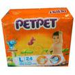 Bỉm PETPET giá rẻ nhất, cắt quai bỉm tặng giấy ướt Babyhood .Giao hàng tận nơi