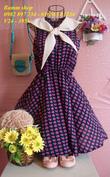 Bumm Shop:HÀNG MỚI VỀ 4/5 VIP áo voan,hoa nhí,chấm bi,caro,váy voan xòe xinh yêu cho cô nàng yêu thời trang