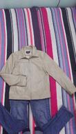 Thanh lí 4 5 cái áo da hàng Hàn, italy ko phải da xịn hoàn tiền gấp đôi , áo dạ, áo buzong....
