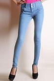 Quần jeans nữ chất liệu cực chất tôn dáng thêm xinh