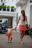 Đồ đôi cho mẹ và bé