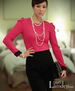 TOPIC 6: THỜI TRANG CÔNG SỞ: hàng thailand....hàng có sẵn: áo sơmi, chân váy,áo vest đủ màu đủ size...fix 40k/1 sp