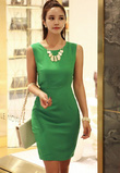 Lịch sự sang trọng với Váy liền thân hiệu Dint nhập khẩu Hàn Quốc phần 2